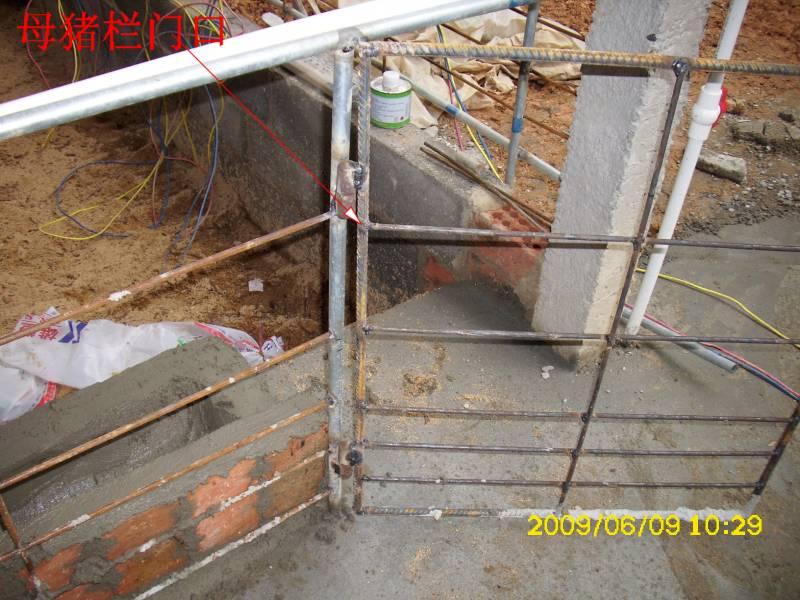 设计图分享 十头猪圈舍设计图 > 猪圈舍设计方案  猪圈舍设计方案 宽