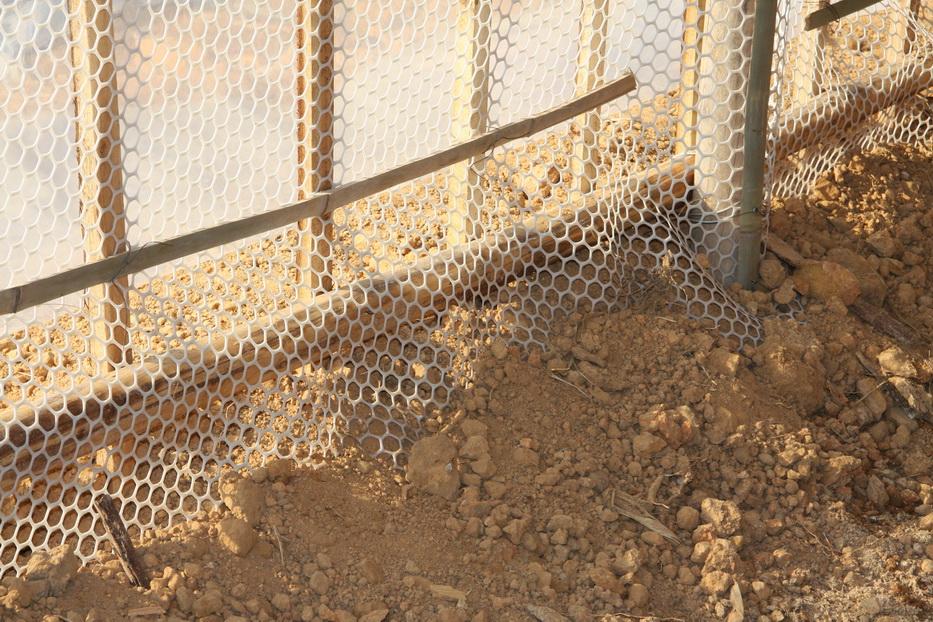 由于这几天南宁的天气有些变化,工人师傅担心会下雨,所以就抽调大部份人员去给猪场铺水泥先了,所以这边的进度就暂时缓慢下来。下去是发酵床猪栏大棚倒棚内走道的水泥。 今早先把木糠摊平   摊平后的情景  在鸡栏旁边的排水沟。排水沟底要比发酵床底要更低些,这样长期排水就不会影响到发酵床的使用。  远景  摊平木糠的同时,就要开始拌和菌种。具体的配置方法和分量请参考这里index.